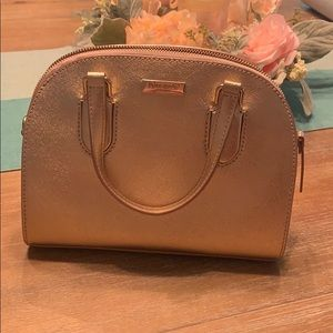 Kate Spade small rose gold purse